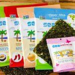 Grab & Go Seaweed by SeaSnax
