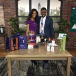 Enya with Jamarcus Gaston, Studio62 Product spotlights