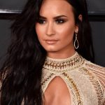 Clyde Haygood styles Demi Lovato for the 2017 Grammys