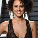 Get the Look: Nathalie Emmanuel in Avon