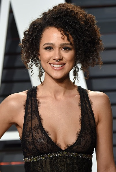 BEVERLY HILLS, CA - FEBRUARY 26:  Nathalie Emmanuel attends the 2017 Vanity Fair Oscar Party hosted by Graydon Carter at Wallis Annenberg Center for the Performing Arts on February 26, 2017 in Beverly Hills, California.  (Photo by Anthony Harvey/Getty Images)