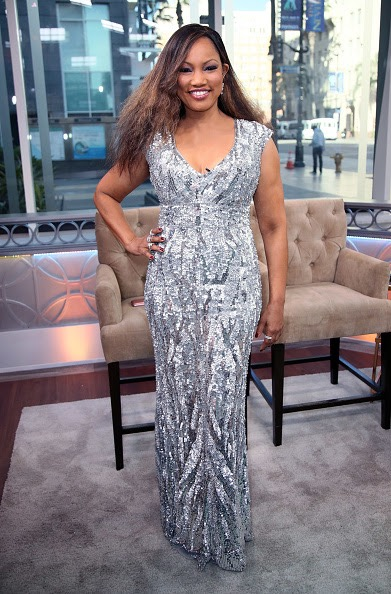 HOLLYWOOD, CA - FEBRUARY 24: Actress/host Garcelle Beauvais poses at Hollywood Today Live at W Hollywood on February 24, 2017 in Hollywood, California. (Photo by David Livingston/Getty Images)