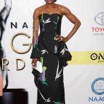 Queen Sugar Stars  Carry Tyler Ellis at NAACP AWARDS