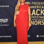 Queen Latifah Wears Randi Rahm!