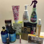 The Winner of our January Beauty Box is…..