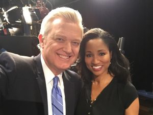 John Carter, WBTV & Enya Flack