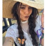 Under $100: Vanessa Hudgens Coachella Sun Hat!