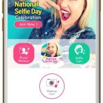 YouCam Celebrates National Selfie Day