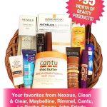 Enter FreeBeautyevents.com July Beauty Basket Giveaway