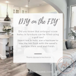 DIY on the FLY-Tip of the Week