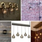 Roundup: My favorite Industrial Lighting Shops on Etsy