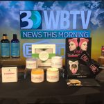 WBTV Morning news segment product photos to share