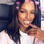 Jasmine Tookes Wears Velina Jewelry!