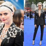 Cara Delevigne Wears Native Gem Again!