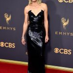 House of Cards Emmy winner Robin Wright's look, hair styled by Joico Celeb Hair Stylist, Paul Norton