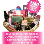 Enter September's Beauty Basket Giveaway at freebeautyevents.com
