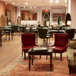 New York's downtown scene, Marie-Lou & D's flagship salon