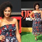 Tamera Mowry Wears Native Gem!