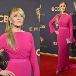 Get A Long, Sleek Ponytail Like Jane Fonda!