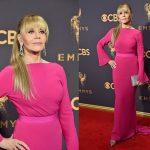 Get A Long, Sleek Ponytail Like Jane Fonda!