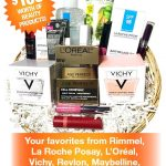 check out freebeautyevents.com for free makeovers, free samples  monthly contests.