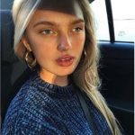 Romee Strijd Wears English Factory!