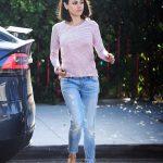 Mila Kunis Wears True Religion