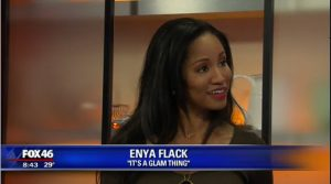 Enya flack It's a Glam Thing Fox News Charlotte