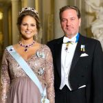 Princess Madeleine of Sweden Wears a Bespoke Séraphine Gown!