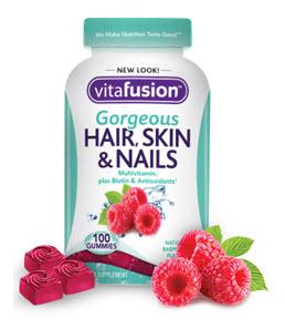 America's #1 Gummy Vitamin Brand vitafusion