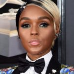 Janelle Monae rockstar ready for the Grammy Awards