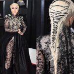 Lady Gaga Hair styled by Frederic Aspiras