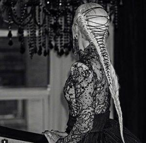 Frederic Aspiras Lady Gaga