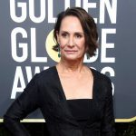 How Golden Globes Nominee Laurie Metcalf Got Red-Carpet Ready