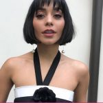 Celebrity Hairstylist Chad Wood styles Vanessa Hudgens using John Frieda Hair Care