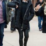 Maia Mitchell Wears RUDSAK at Sundance