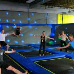 Planning a birthday party? Trampoline Park welcomes you!