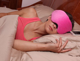 The 1 Voice Eye mask