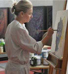 Ariela Wertheimer, The Artist