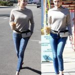 Emma Roberts Wears 7 For All Mankind