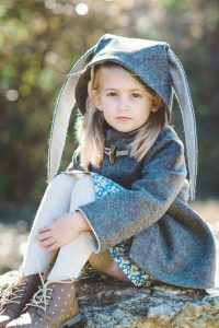 Little Goodall Bunny Fashion
