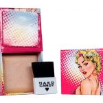 Foxy Lady – New Hard Candy Marbleized Baked Powder