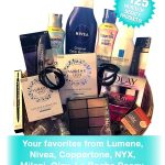 Check out May's Giveaway at Freebeautyevents.com