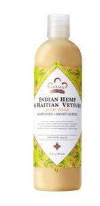 Indian Hemp & Haitian Vetiver Body Wash
