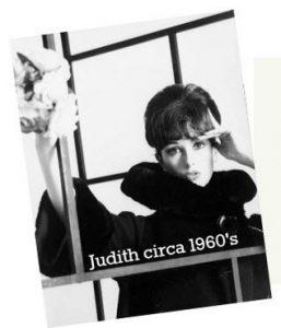 Judith Circa 1960's