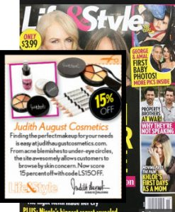 Life & Style Judith August Coupon on stands now