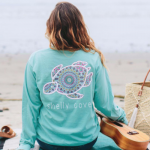 Shelly Cove, The beach inspired clothing line saving turtles