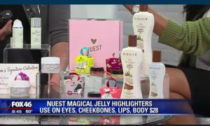 Nuest Cosmetics Jelly Highlighters