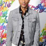 John Legend Wears Daniel Patrick at Los Angeles Premiere