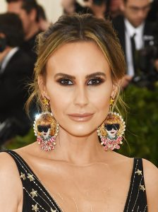NEW YORK, NY - MAY 07: Keltie Knight attends the Heavenly Bodies: Fashion & The Catholic Imagination Costume Institute Gala at The Metropolitan Museum of Art on May 7, 2018 in New York City. (Photo by Jamie McCarthy/Getty Images)